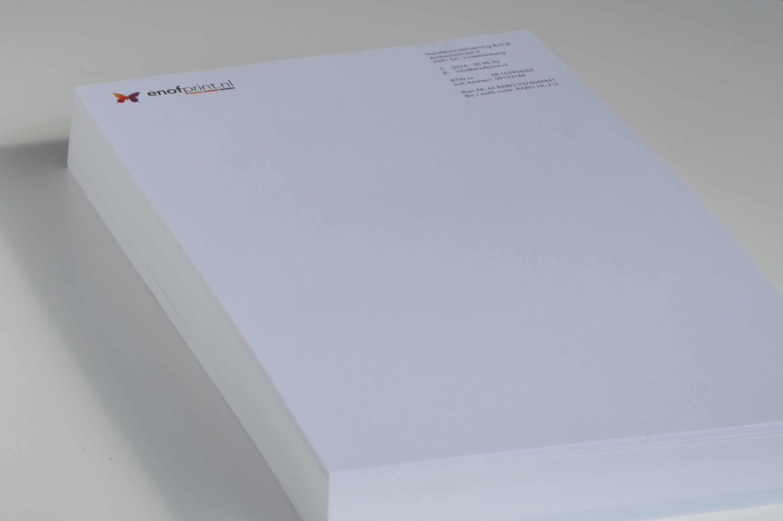 Huisstijl Briefpapier enofprint montferland